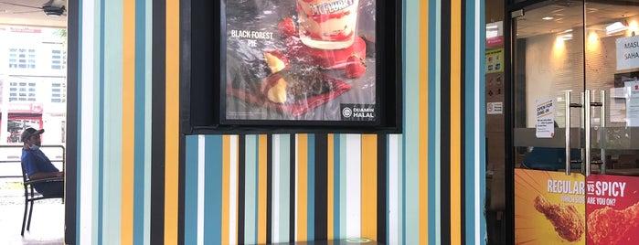 McDonald's / McCafe is one of Lieux qui ont plu à Melvin.