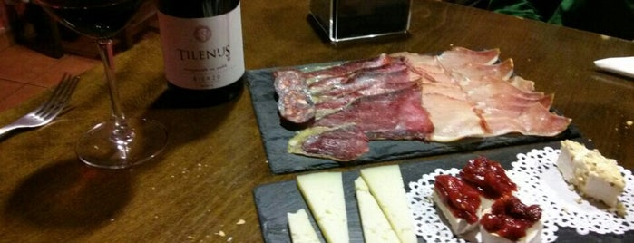 Mesón el Conde is one of Rincones gastronómicos del Bierzo.