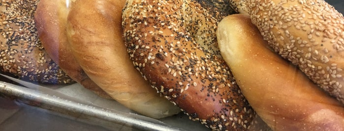 Dumont Hot Bagels is one of Foods Stomach Needs.