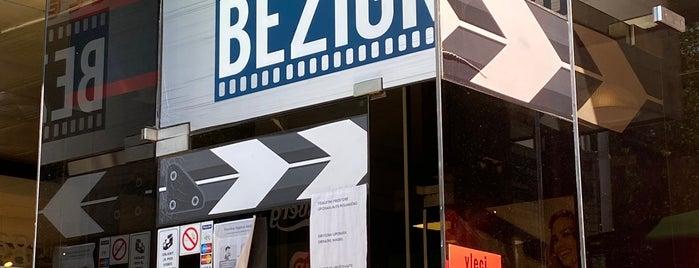 Kino Bežigrad is one of Ljubiana.