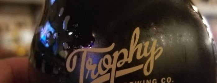 Trophy Tap & Table is one of Raleigh.