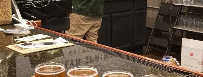 Oaklyn Springs Brewery is one of Breweries or Bust 3.