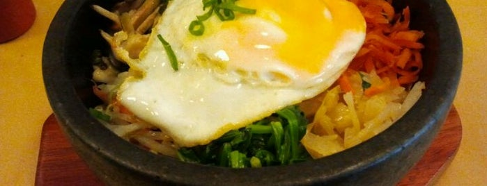 BiBimBap is one of MUST GO (serious FOMO :)).