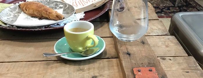 Kultúrpresszó is one of Coffee.
