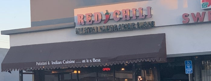 Red Chili Halal Restaurant is one of SWEET.