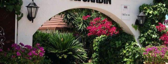 Bistró del Jardín is one of Restaurantes favoritos.