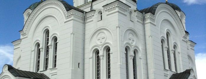 Спасо-Евфросиньевский женский монастырь is one of 🌹ГУЛЬНАРА'ın Beğendiği Mekanlar.