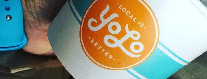 YoLo Frozen Yogurt is one of Best Restaurants in Memphis.