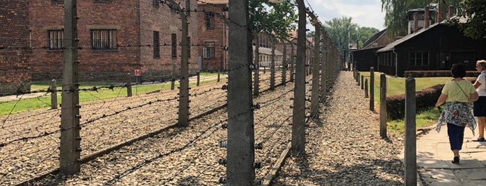 Auschwitz I - Former Concentration Camp is one of Lars'ın Beğendiği Mekanlar.