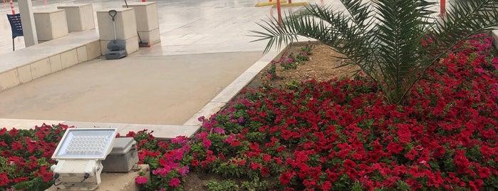 مستشفى الملك خالد للعيون - عيادة كبار الشخصيات is one of Posti che sono piaciuti a Foodie 🦅.
