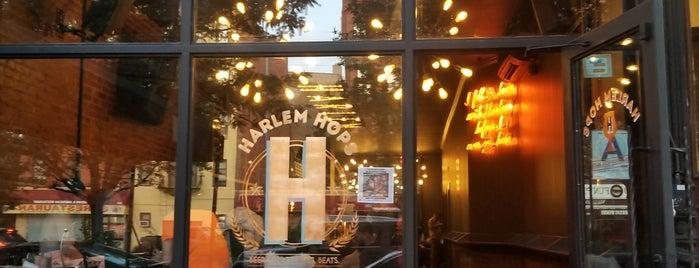 Harlem Hops is one of Tempat yang Disukai Alfred.