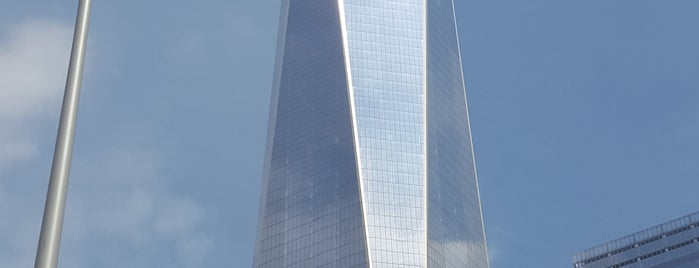One World Trade Center is one of Lieux qui ont plu à Lisa.