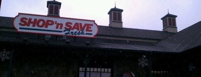Shop 'n Save - Deep Creek Fresh is one of Deep Creek Lake FAVORITES!.