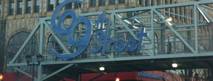 69th Street is one of Locais curtidos por Mickey.