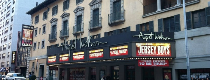 August Wilson Theatre is one of All-time favorites in United States (Part 2).