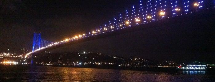 Beylerbeyi Deniz Eğitim Komutanlığı Sosyal Tesisleri is one of Anadolu yakası.
