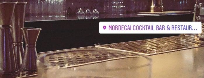 Mordecai is one of Boozy Wishlist.