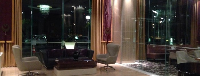 Anemon Hotel Lobby Bar is one of gezme.