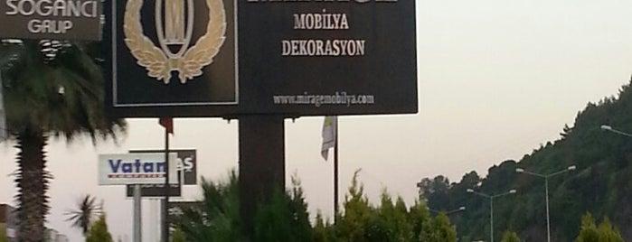 Mirage Mobilya Dekorasyon is one of Yunus'un Beğendiği Mekanlar.