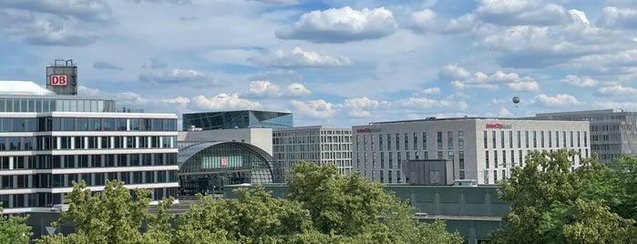 Moabit is one of Berlin.