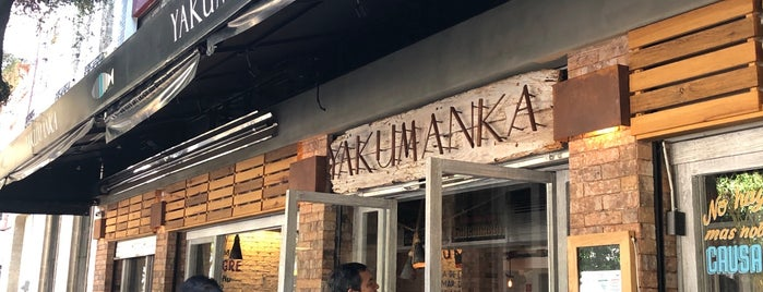 Yakumanka By Gaston Acurio is one of Resto.