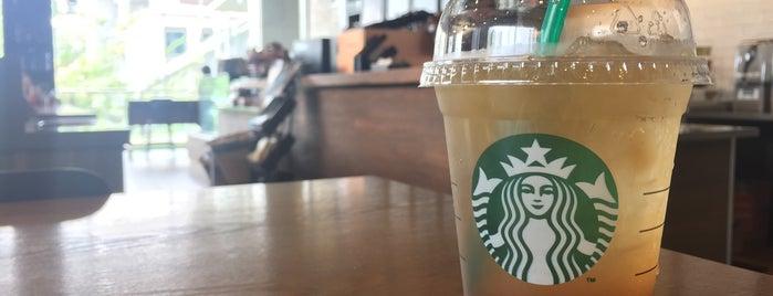 Starbucks is one of Teresa'nın Beğendiği Mekanlar.
