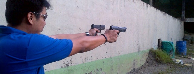 Armscor Firing Ranges is one of Recorded.
