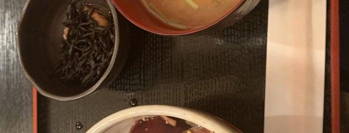 魚と旬の料理 まる is one of Lugares guardados de Hide.
