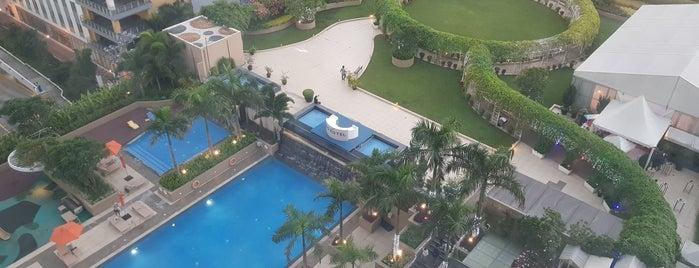 Novotel Manila Araneta Center is one of Lugares favoritos de Shank.