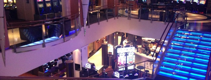 Casino Helsinki is one of My Saved Venues in Finland.