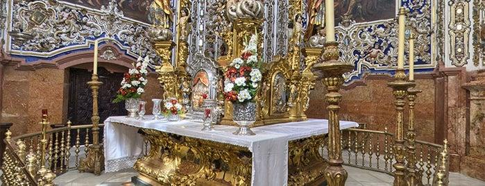 Sagrario de la Iglesia de San Mateo is one of Que visitar en Lucena.