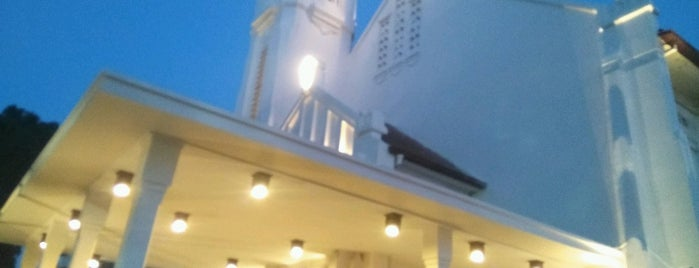 Gereja Katolik Hati Kudus Yesus is one of My Lovely Place Ever !.