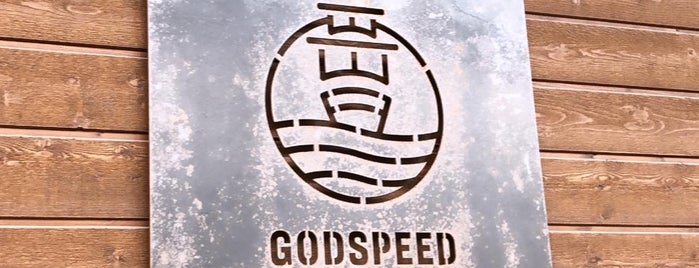 Godspeed Brewery is one of Lugares favoritos de Daryl.
