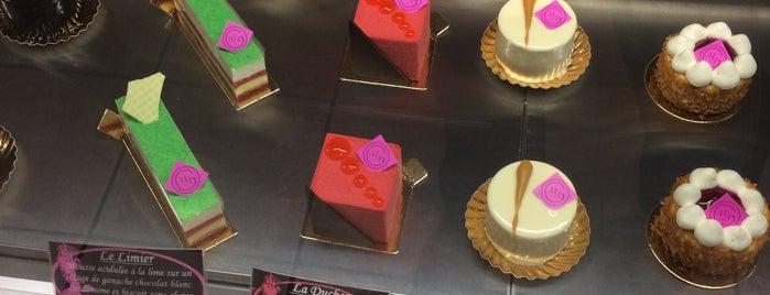 Les Gourmandises de Marie-Antoinette is one of Todo.