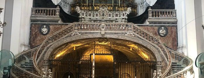 Catacombe San Gaudioso is one of NAPLES - ITALY.