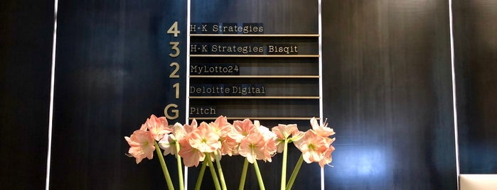 Deloitte Digital is one of Deloitte offices of the world!.
