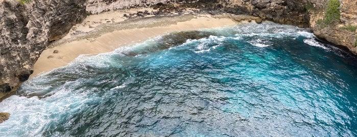 Broken Beach is one of путешествия.