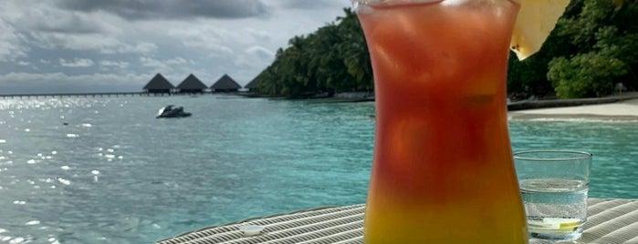 Adaaran Club Rannalhi Maldives is one of Lugares favoritos de Nataly.