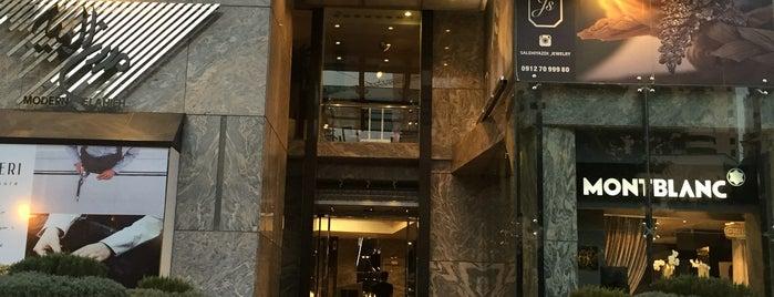 Elahiyeh Shopping Center | مرکز خرید الهیه is one of Lieux qui ont plu à Nora.