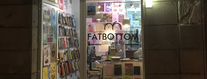 Fatbottom Books is one of Lugares guardados de Los 30.