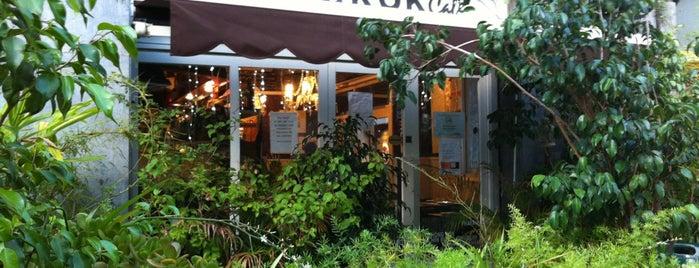 Bangkok Cafe is one of Xinos autèntics ;).