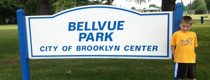 Bellvue Park is one of Harry: сохраненные места.