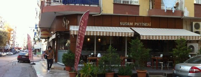 Susam Patiseri is one of Lieux qui ont plu à Yıldız.