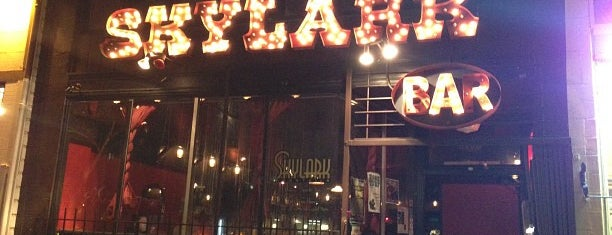 Skylark Bar is one of The San Franciscans: Happy Hour.