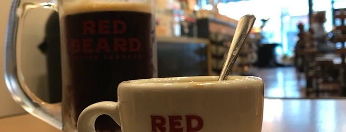 Red Beard Coffee Traders is one of สถานที่ที่ Megan ถูกใจ.