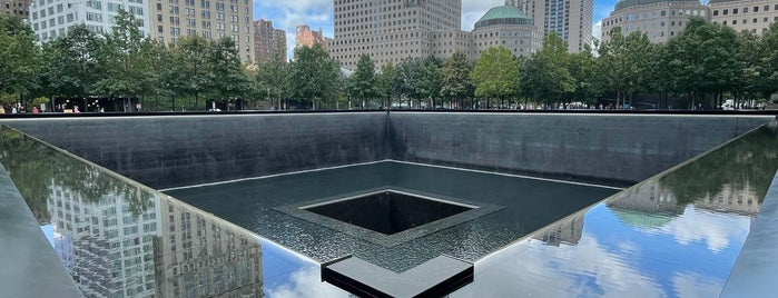 9/11 Memorial North Pool is one of Todo NYC/ around.