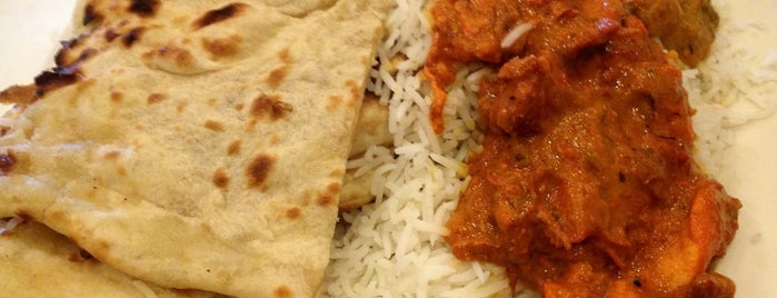 Cuisine of India is one of WBEZ Member Card Restaurant Discounts.
