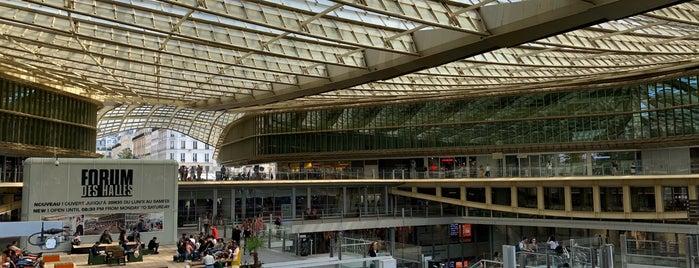 Les Halles is one of Paris.