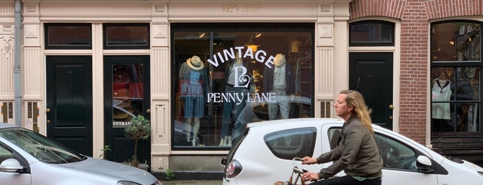 Penny Lane Vintage is one of Amsterdam.