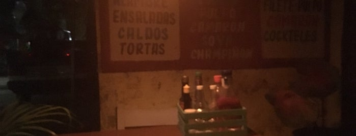Comedor Tadeo is one of Tempat yang Disukai Angie.